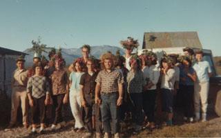 1963 Teen Camp